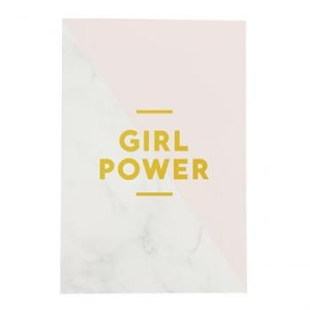 Notizbuch Girl Power